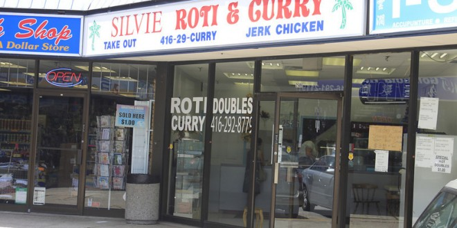 Silvie Roti Shop review : Worth the drive …