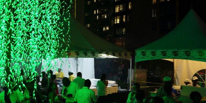 "Ultimate Lime 2012 : Hyatt Regency Trinidad … Yet another ""Be Seen"" fete"