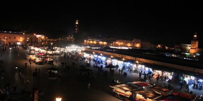 Wednesday Photo Nights #2 : Djemma el-Fna, Marrakech, Morocco