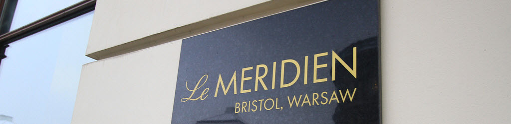 Monday Morning Consultant – Le Meridien Bristol, Warsaw review