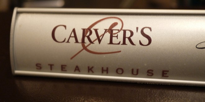 If you're looking for a good hotel steak, then Carvers it is! [Carver's Steakhouse review]