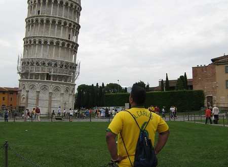 Tuesday Morning – Overrated!!! Leaning Tower of Pisa