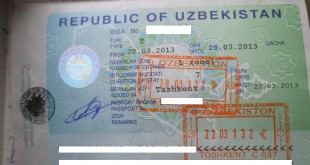How to get an uzbek visa and your letter of invitation loi from the last couple posts the most asked question ive gotten so far was how to get an uzbekistan visa or how to do i get a visa to uzbekistan as a stopboris Images