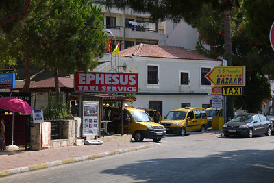 Taxi to Ephesus from Kusadasi : How much should it cost?