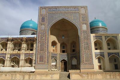 Bukhara Sightseeing : Poi Kalyan photoblog