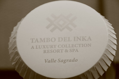 Monday Morning Consultant – Tambo del Inka review