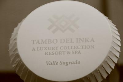Monday Morning Consultant – Tambo del Inka review