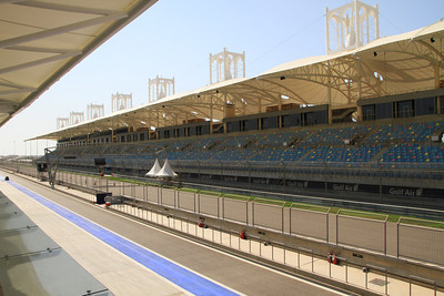 What to do with 6 hours in Bahrain? See the Bahrain International Circuit like a boss!